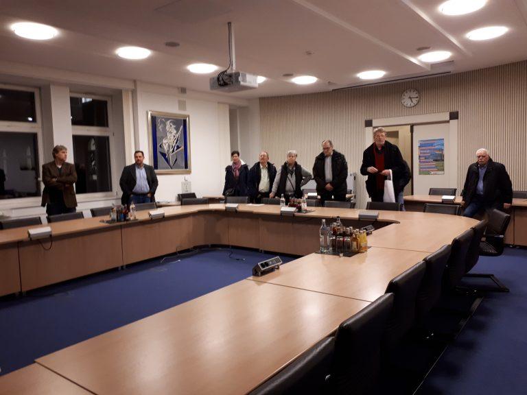 CDU Fraktionssitzungssaal